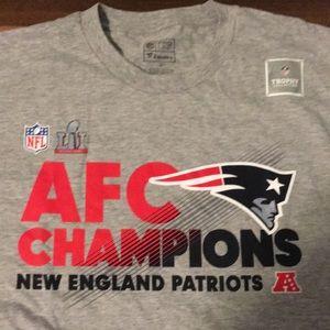 fanatics Shirts - New england patriots afc championship tshirt 2x 5ab94c437